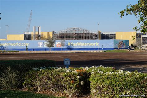 world abu warner bros world abu dhabi construction updates