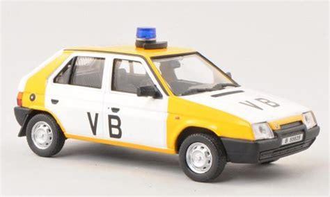 Auto Kaufen Tschechien by Skoda Favorit Vb Tschechische Polizei 1988 Abrex