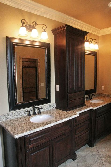 cabinet between bathroom sinks 17 best ideas about bathroom counter storage on pinterest