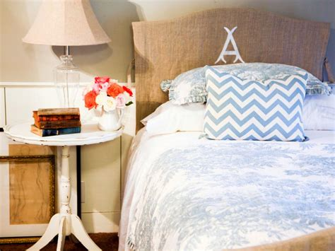 simple headboards to make 6 simple diy headboards hgtv