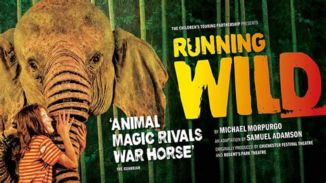 running wild running wild theatre royal plymouth