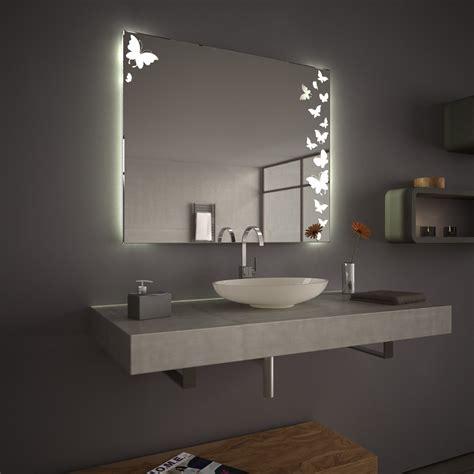 spiegel mit led beleuchtung ulm led badspiegel - Spiegelle Led