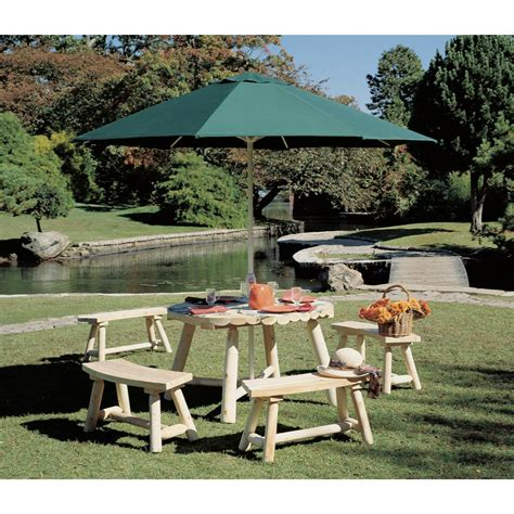 Cedar Log Patio Furniture by Rustic Cedar Furniture Company 174 Set Of 2 Cedar Log