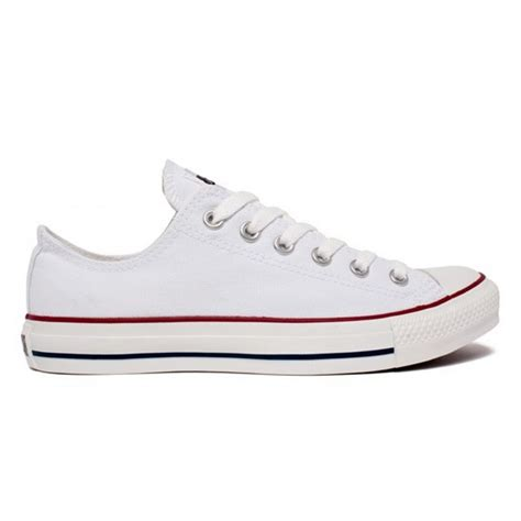 Convers White Ox converse converse all ox optical white sc c1 unisex trainers converse from brands