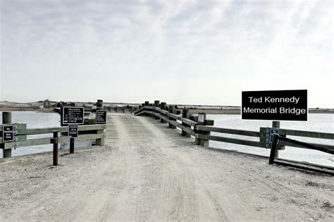 Chappaquiddick Bridge Today Chappaquiddick Bridge To Be Renamed Ted Kennedy Memorial Causeway