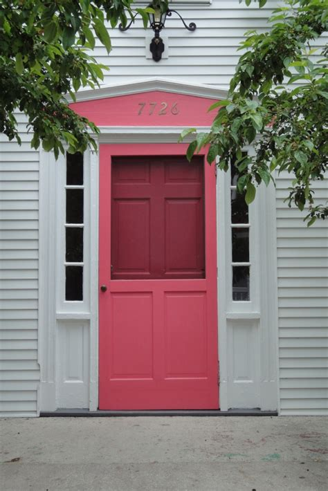 picking a front door color what color do i paint the front door