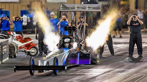 top fuel dragster 4 second