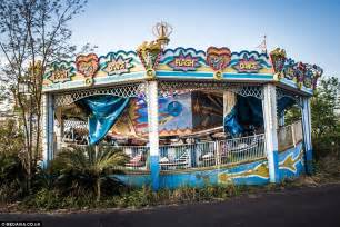 dreamland japan inside the abandoned japanese nara dreamland theme park built in the sixties daily mail online