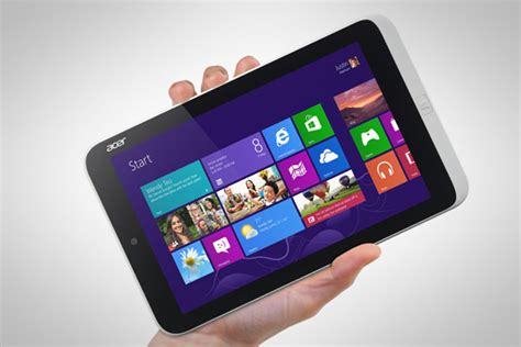 acer windows 8 tablet price acer iconia w3 8 inch windows 8 tablet sa pricing revealed