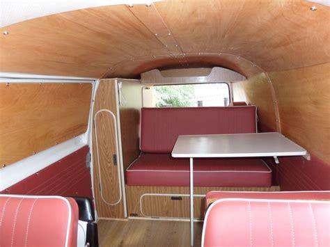 volkswagen westfalia cer interior vw bay window low light panel van westfalia walkthrough