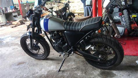 bengkel modif motor trail di surabaya bengkel aksesoris motor di semarang modifikasi motor