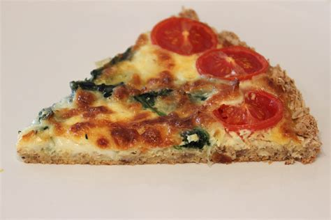 mozzarella tomaten spinat quiche bits and bobs by
