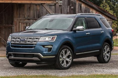 2019 Ford Explorer by 2019 Ford Explorer Ny Daily News