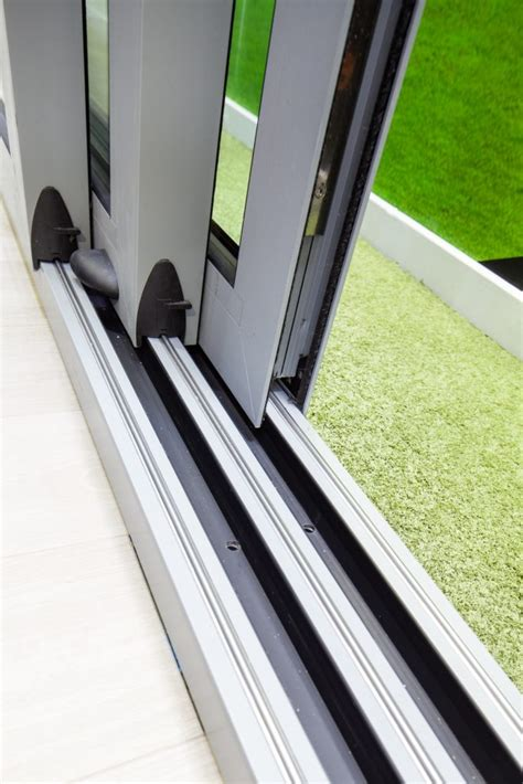 Patio Sliding Door Track Sliding Patio Doors