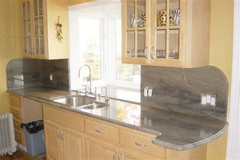 kitchen countertops types kitchen types of kitchen countertops aqua verde types of