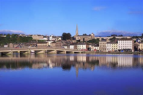 Blue Duvet Cover New Ross Co Wexford Ireland Photograph By The Irish