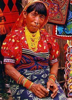 imagenes de mujeres kunas kuna de panama y colombia mola pinterest panam 225