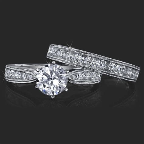 searching for engagement ring mountings