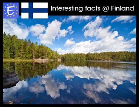 Planner Design interesting facts about finland finland guide eupedia