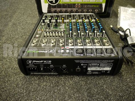 Mixer Mackie Second mackie profx8 mixer with box 2nd rich tone