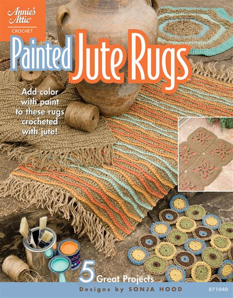 how to paint a jute rug drg drg news releases