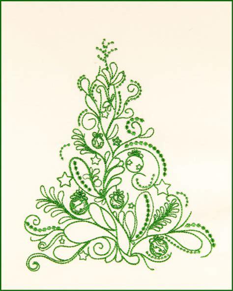 the filigree christmas tree