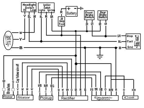 1979 yamaha 650 wiring diagram wiring diagram with