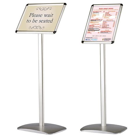 wait to be seated sign stand uk free standing sign holders