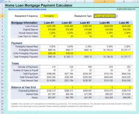 home loan calculator estimated home loan payment calculator