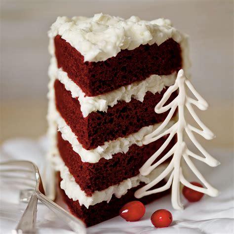 red velvet cake coconut cream cheese frosting recipe 1 myrecipes