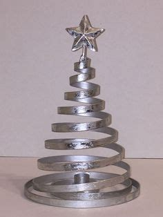 aluminum circular christmas tree dxf metal spiral ornament trees ornament tree trees and them