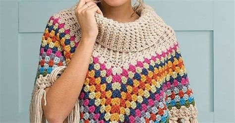 crochet ideas for women on pintrest 16 easy crochet poncho patterns for women i diy projects