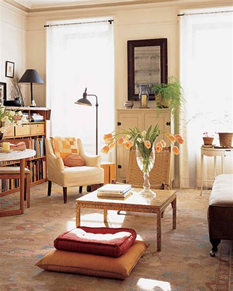 brooklyn living room home tour brooklyn apartment martha stewart