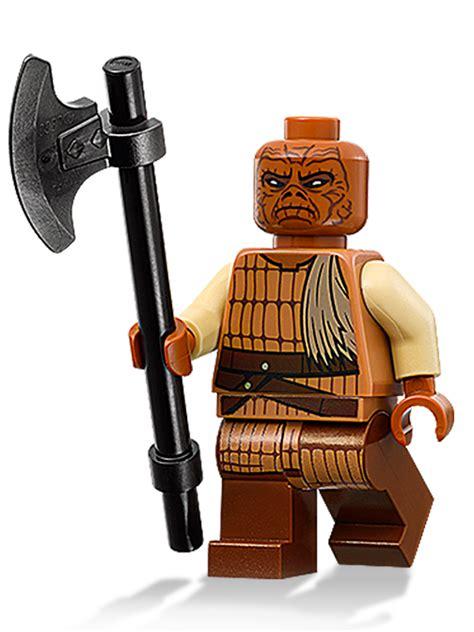 skiff guard lego garde skiff lego 174 star wars personnages et figurines