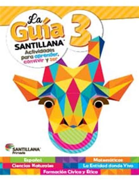 guia santillana de 5 maestro newhairstylesformen2014com guia santillana segundo primaria contestada guia