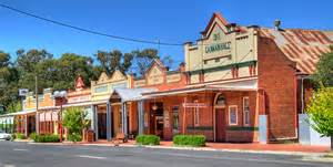 country towns quot australian country town ganmain nsw hdr quot by adrian