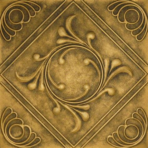 vintage ceiling tile r 02 styrofoam ceiling tile 20x20 antique gold ceiling