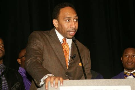 espns stephen a smith talks race and politics an evening with stephen a smith new pittsburgh courier