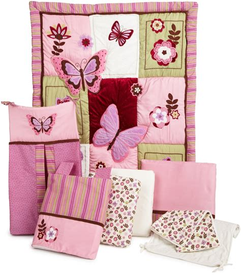 nojo crib bedding nojo emily crib bedding collection baby bedding and