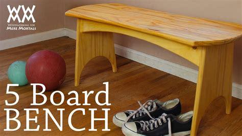 board bench   weekend fun