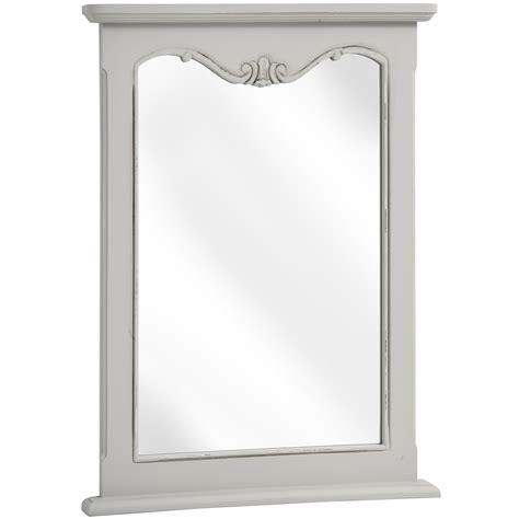 fleur shabby chic wall mirror wall mirror homsedirect365