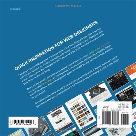 libro the typography idea book libro the web designer s idea book inspiration from today s best web design trends themes and