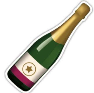 wine bottle emoji chagne emoji images search