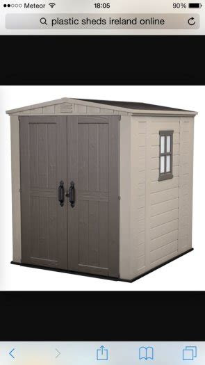 used garden shed for sale in tramore waterford from rmc2005