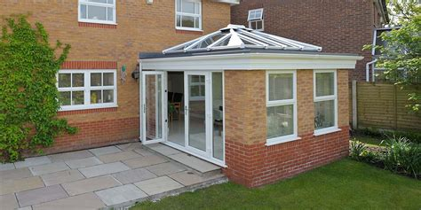 New Victorian Style Homes solid roof conservatory or orangery which will suit your