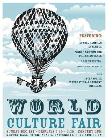 World Culture Fair at Harvey Denton Hall, Wolfville