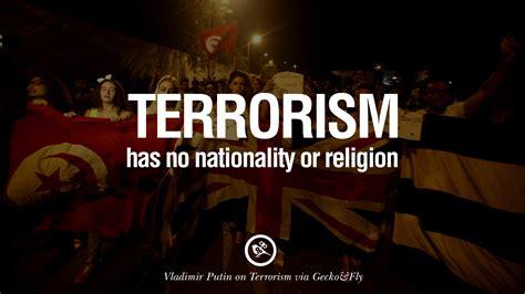 Hoodie Terroris Has No Religion 21 inspiring quotes against terrorist and religious terrorism