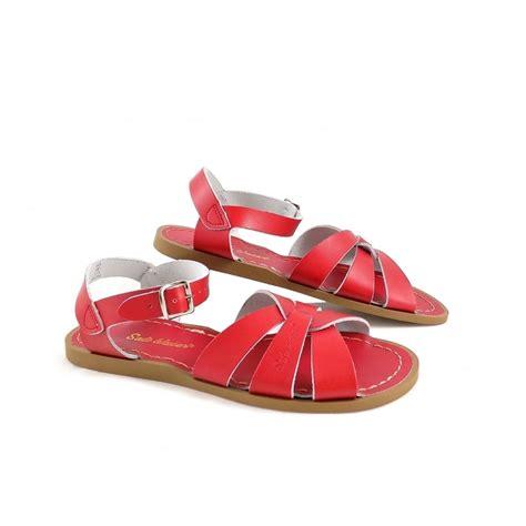 Flat Shoes Original Catenzo 248 salt water sandals original water sandals in leather