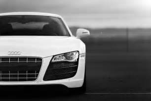 black and white white cars audi monochrome audi r8 sports