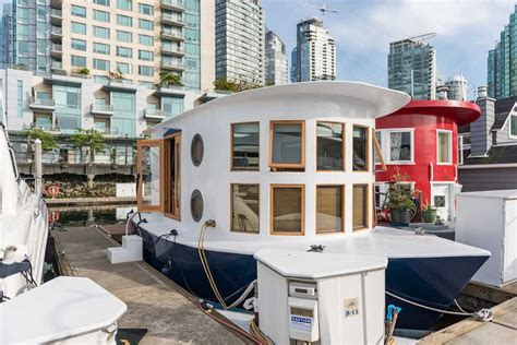 floating home interiors for west coast living coal harbour floating home tiny house swoon